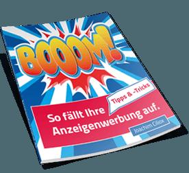 eBook - Spezialdossier Anzeigenwerbung