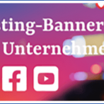 Social Media Banner – echte Eyecatcher in den Augen Ihrer Zielgruppe