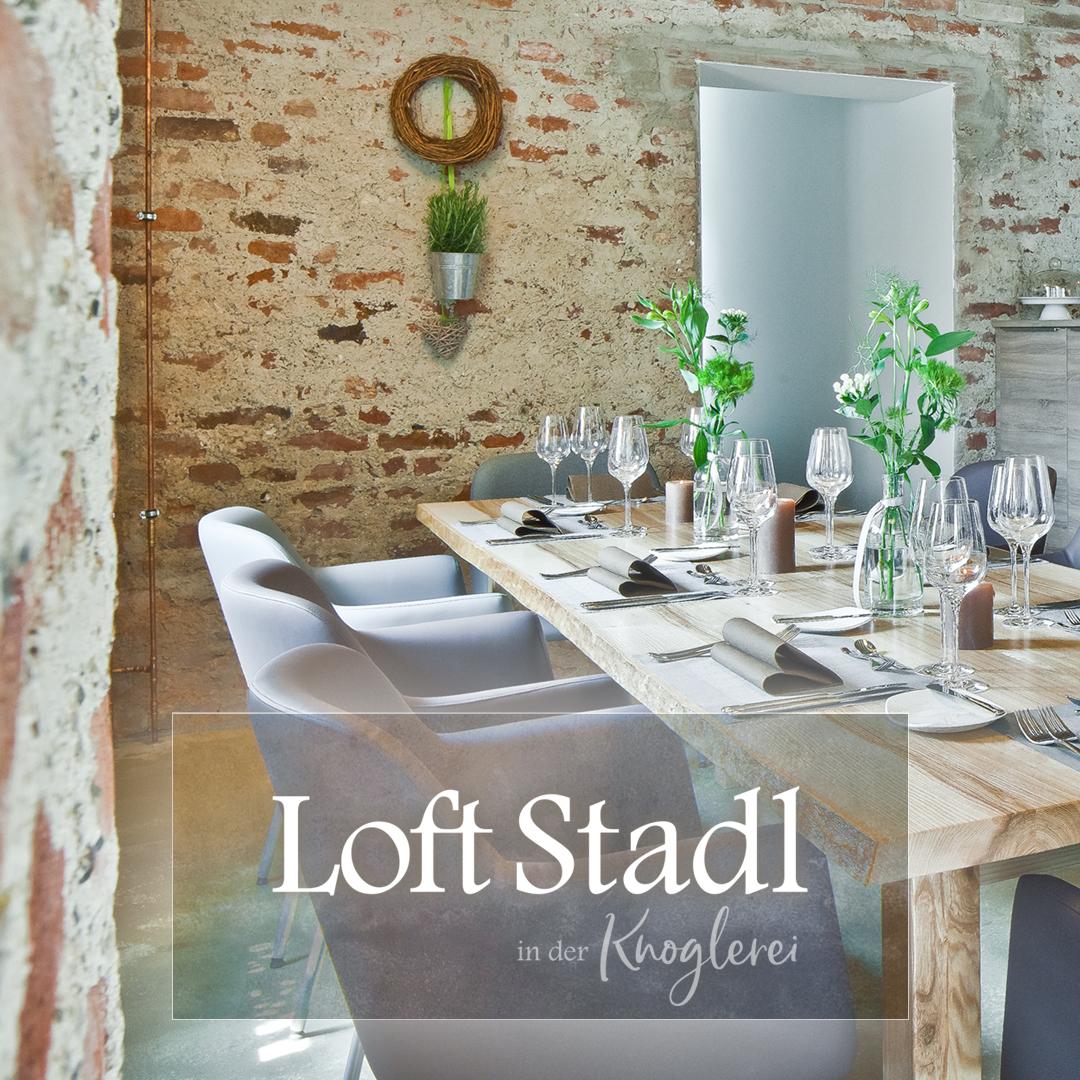 Bannergestaltung für LoftStadl |Landshut